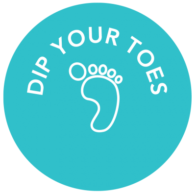Dip Your Toes Icon