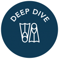 Deep Dive Icon